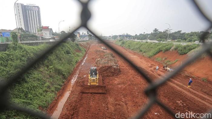 Proyek Tol Cinere-Jagorawi (Cijago) Seksi 3 mulai dibangun dan diharapkan menjadi katalisator pertumbuhan ekonomi kawasan.