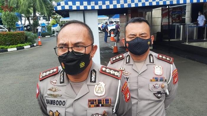 Dirlantas Polda Metro Jaya Kombes Sambodo Purnomo Yogo