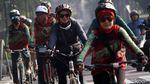 Hari Sepeda Sedunia, Wawali Bandung Gowes ke Balai Kota