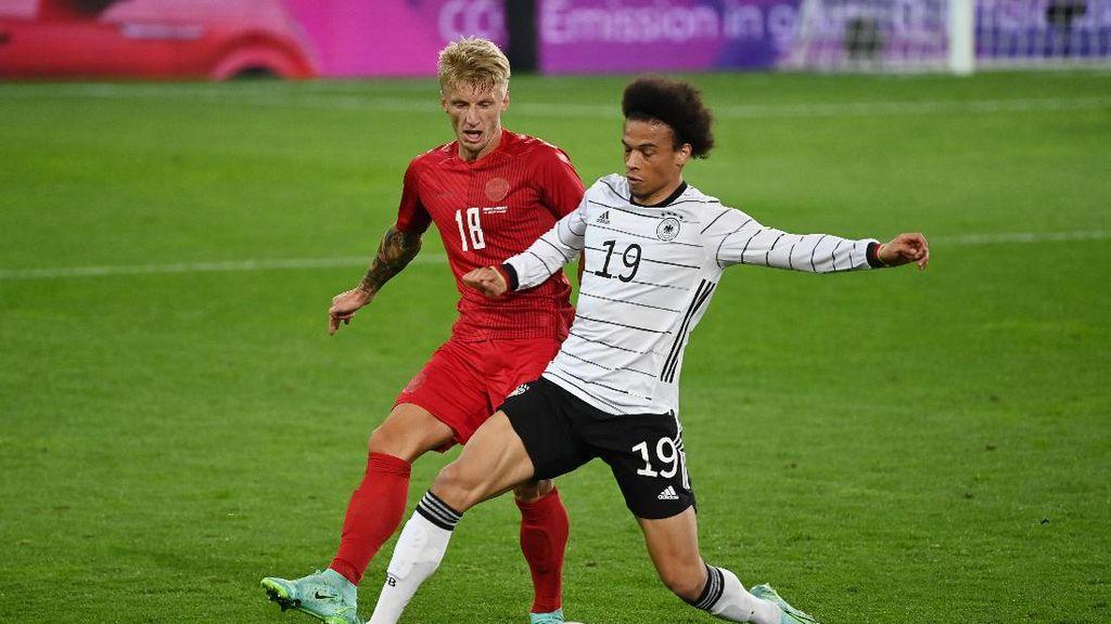 Laga Uji Coba: Jerman Ditahan Denmark 1-1