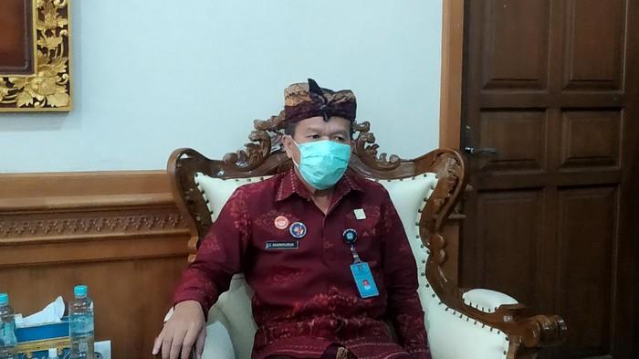 Kepala Kanwil Kemenkumham Bali, Jamaruli Manihuruk (Foto: Sui Suadnyana/detikcom)