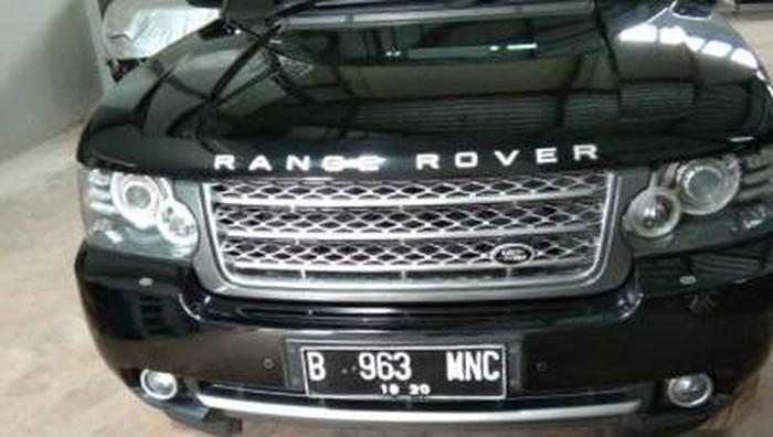 Lelang Range Rover milik koruptor Markus Nari