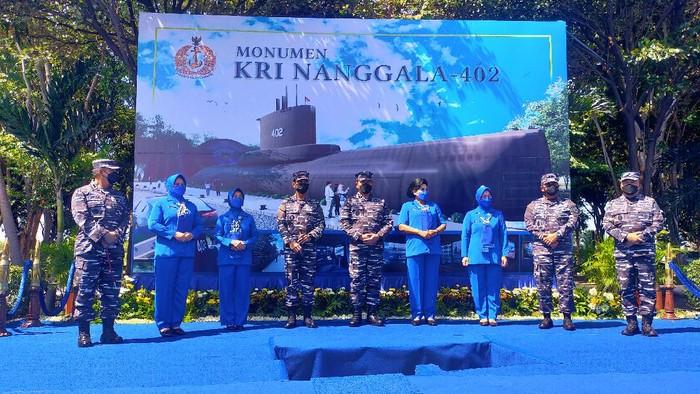 Mengenang Crew KRI Nanggala 402, TNI AL Akan Bangun Monumen