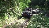 Serunya Puluhan Mobil Offroad Jelajahi Lereng Gunung Semeru