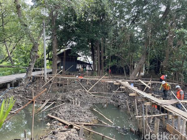 Sekira tiga tahun destinasi cantik Suaka Margasatwa Muara Angke ditutup untuk kunjungan umum. Alasannya adalah fasilitas penunjang di sana masih sangat minim karena rusak dimakan usia. Broadwalk kayu pertama dibangun 2007 dan pada tahun 2017 mengalami kerusakan hingga membuat destinasi ini ditutup untuk kunjungan umum.