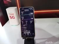 Uji Coba 5g Telkomsel Solo