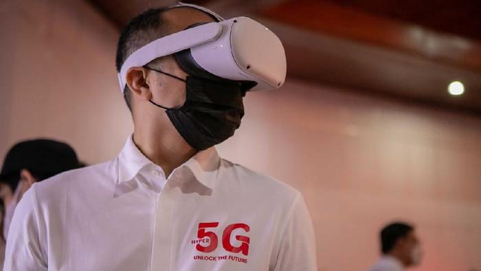Uji Kualitas Jaringan 5G di Solo