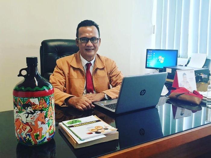 Direktur Pendidikan Unair Prof Dr Sukardiman