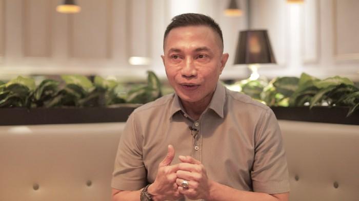 Wakil Kepala BSSN Dharma Pongrekun (Tim 20detik)