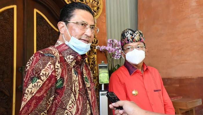 Wakil Ketua MPR Fadel Muhammad