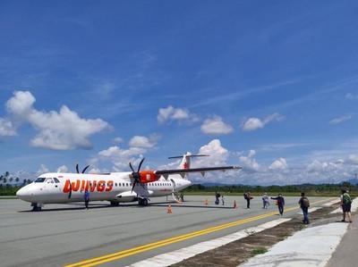 Wings Air Tambah Frekuensi Terbang Rute Ternate ke Morotai dan Labuha