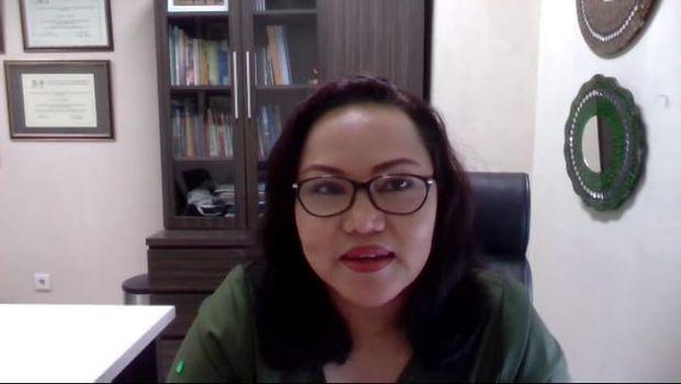Asisten Deputi Bidang Pemajuan dan Pelestarian Kebudayaan Kemenko PMK Molly Prabawati Molly mendukung usulan Hari Berkebaya Nasional