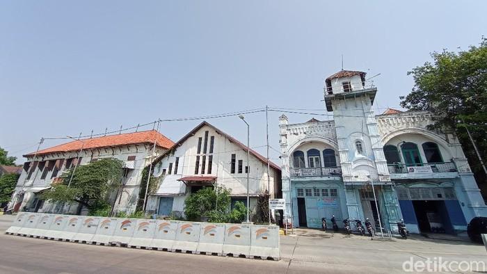 Bangunan heritage Cirebon