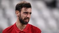 Euro 2020: Satu Kebiasaan Bruno Fernandes yang Dikritik