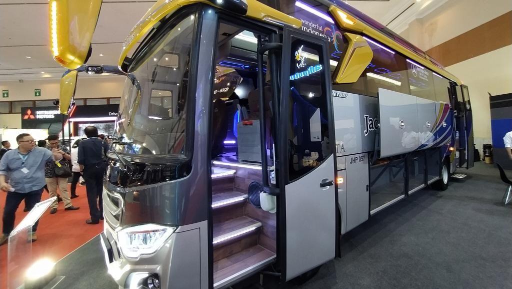Kenalan dengan Bus Double Glass yang Diminati PO dan Penumpang