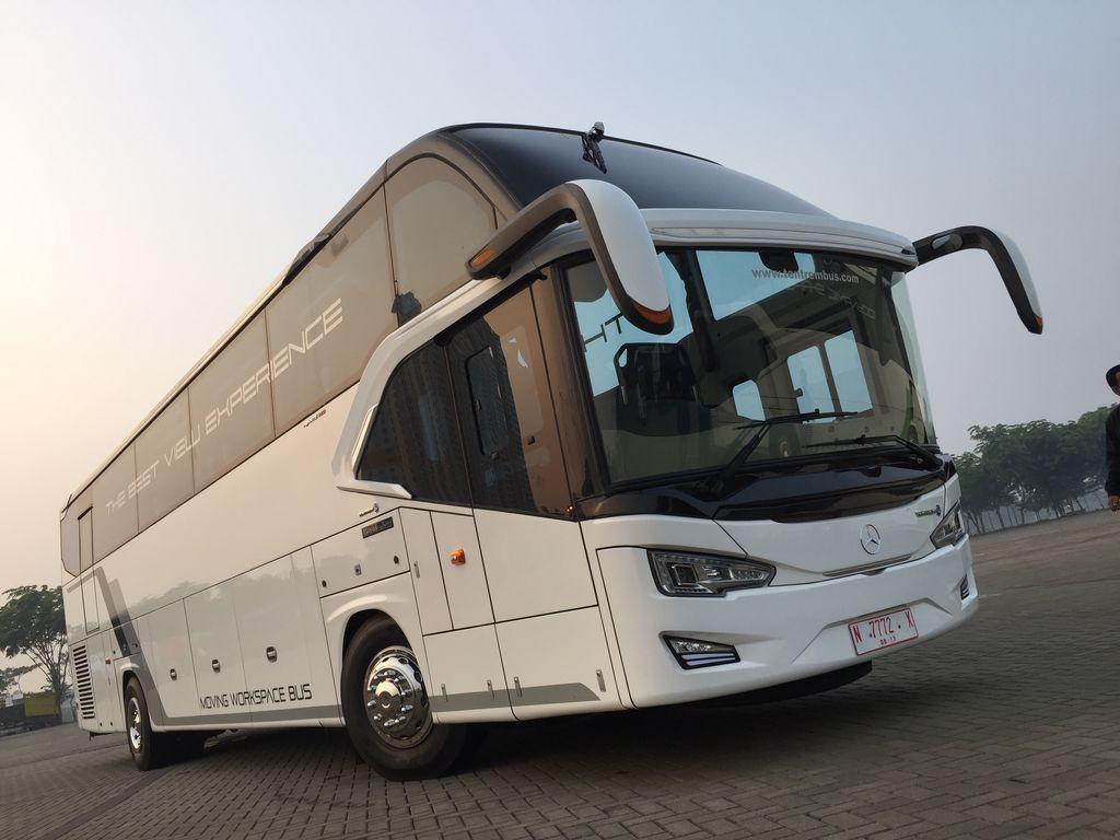 Bus double glass Tentrem Avante H9