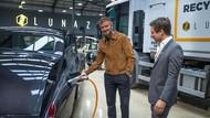 David Beckham Beli 10% Saham Mobil Listrik Lunaz