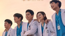 Hospital Playlist 2 dan 10 Drama Korea Rating Tertinggi Saat Tayang Perdana