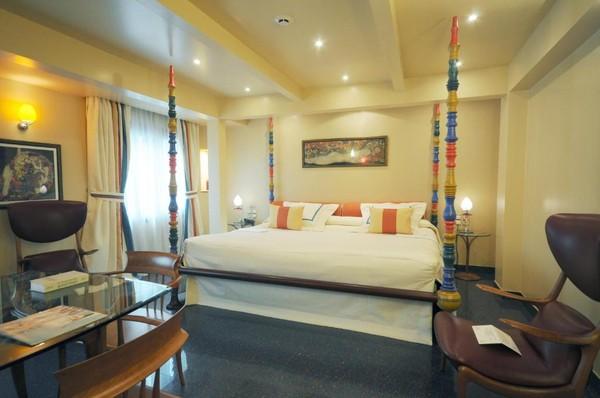 Dulunya hotel ini dikenal karena murah meriah tapi pelayanannya bagus. (Internet/A Casa Canut)