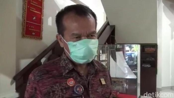 Kakanwil Kemenkumham Bali Jamaruli Manihuruk (Sui Suadnyana/detikcom)