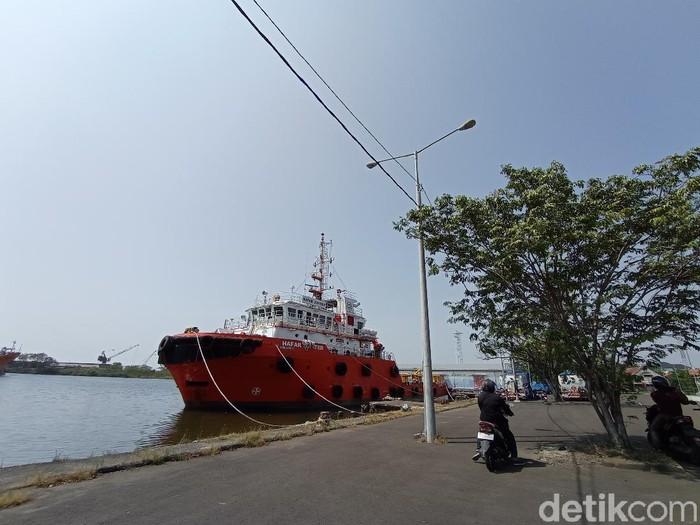 Kawasan Pelabuhan Cirebon