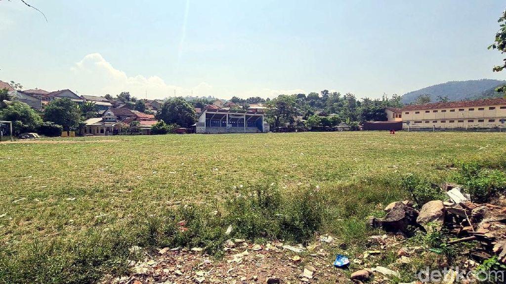 Babak Baru Sengketa Lapangan Bola yang Menyeret Pemkab Sukabumi