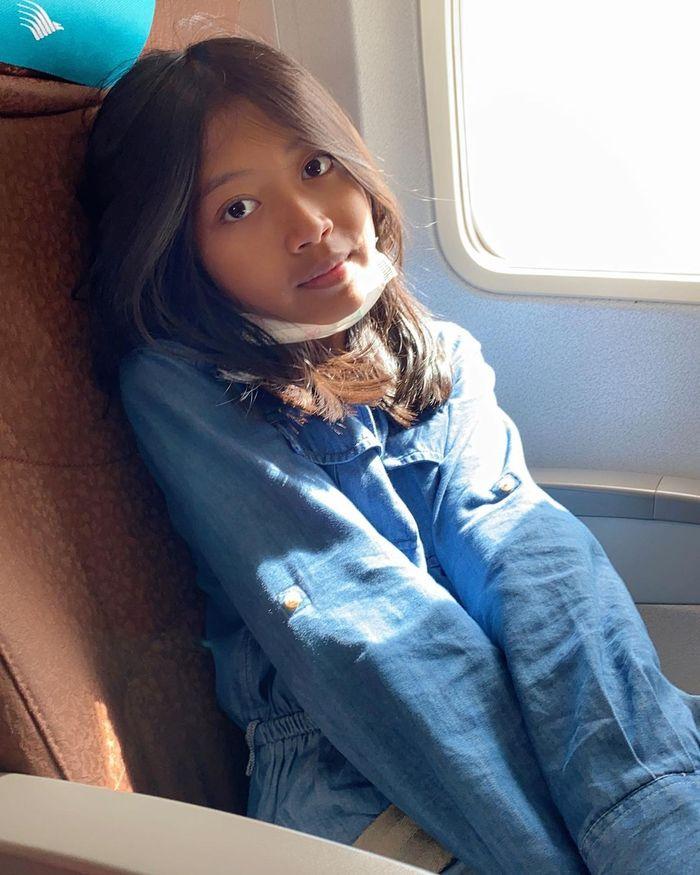 Meisya, Anak Cantik Kiwil yang Hobi Ngemil dan Makan Enak