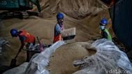 Melihat Gunungan Gula Rafinasi Impor dari India