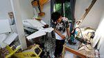 Melihat Pembuatan Pesawat Aeromodeling Berbahan Bakar Bensin