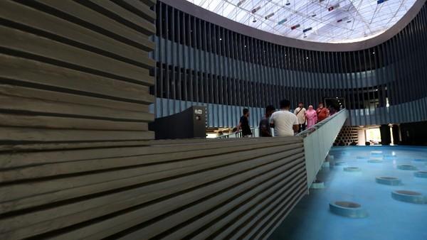 Museum tsunami karya desain Ridwan Kamil yang dibangun pada 2008 meraih juara pertama dalam kategori destinasi wisata unik terpopuler Anugerah Pesona Indonesia (API) Award tahun 2020.