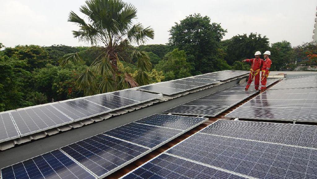 Pabrik Panel Surya Rp 2 Triliun Bakal Berdiri di Tangerang
