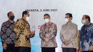 Pembiayaan Prasarana Perkeretaapian Umum Makassar-Parepare