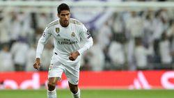 Dilepas ke MU, Varane Masuk Daftar Penjualan Termahal Real Madrid