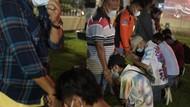 Momen Pelajar yang Terjaring Razia Sungkem ke Ortu