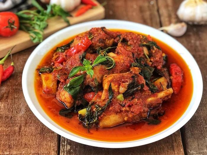 Resep Ayam Woku Balanga