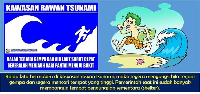 Selain Rumus 20-20-20, Pakar Sebut 13 Hal Perlu Disiapkan Hadapi Potensi Gempa-Tsunami