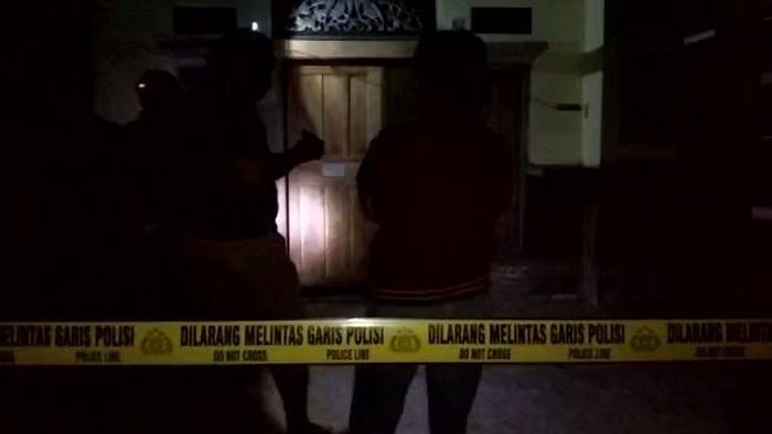 Wanita Dibunuh di Rumah Kosong, Dengan Cara Dicekik