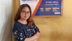 Kisah Agen BRILink Lili Setiawan, Sukses Sekolahkan Anak ke China
