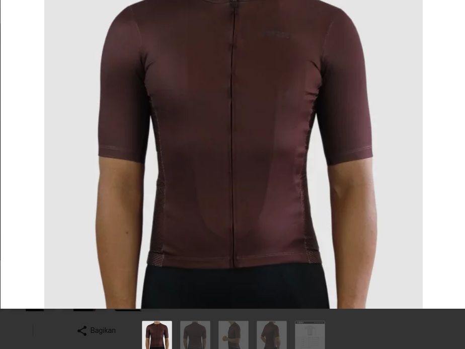 Brand Jersey Sepeda