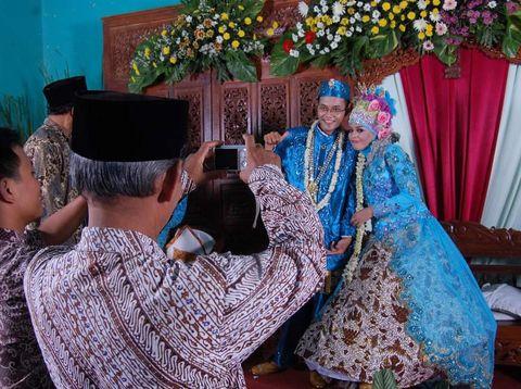 Foto Fissilmi Hamida dan Bagus Prabowo Aji.