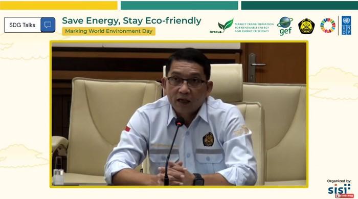 KESDM Dorong Milenial Tekuni Bisnis Energi Terbarukan