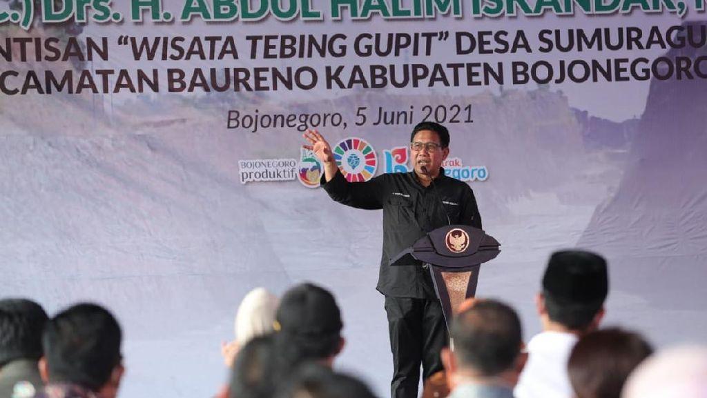 Mendes Sebut BUMDes Kunci Pemulihan Ekonomi Nasional Tingkat Desa