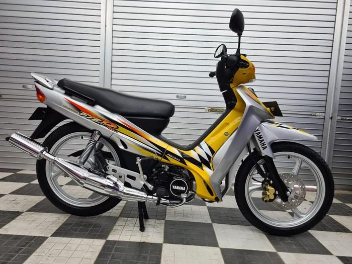 Motor Bebek 2 Tak Dijual Seharga Rp 65 Juta