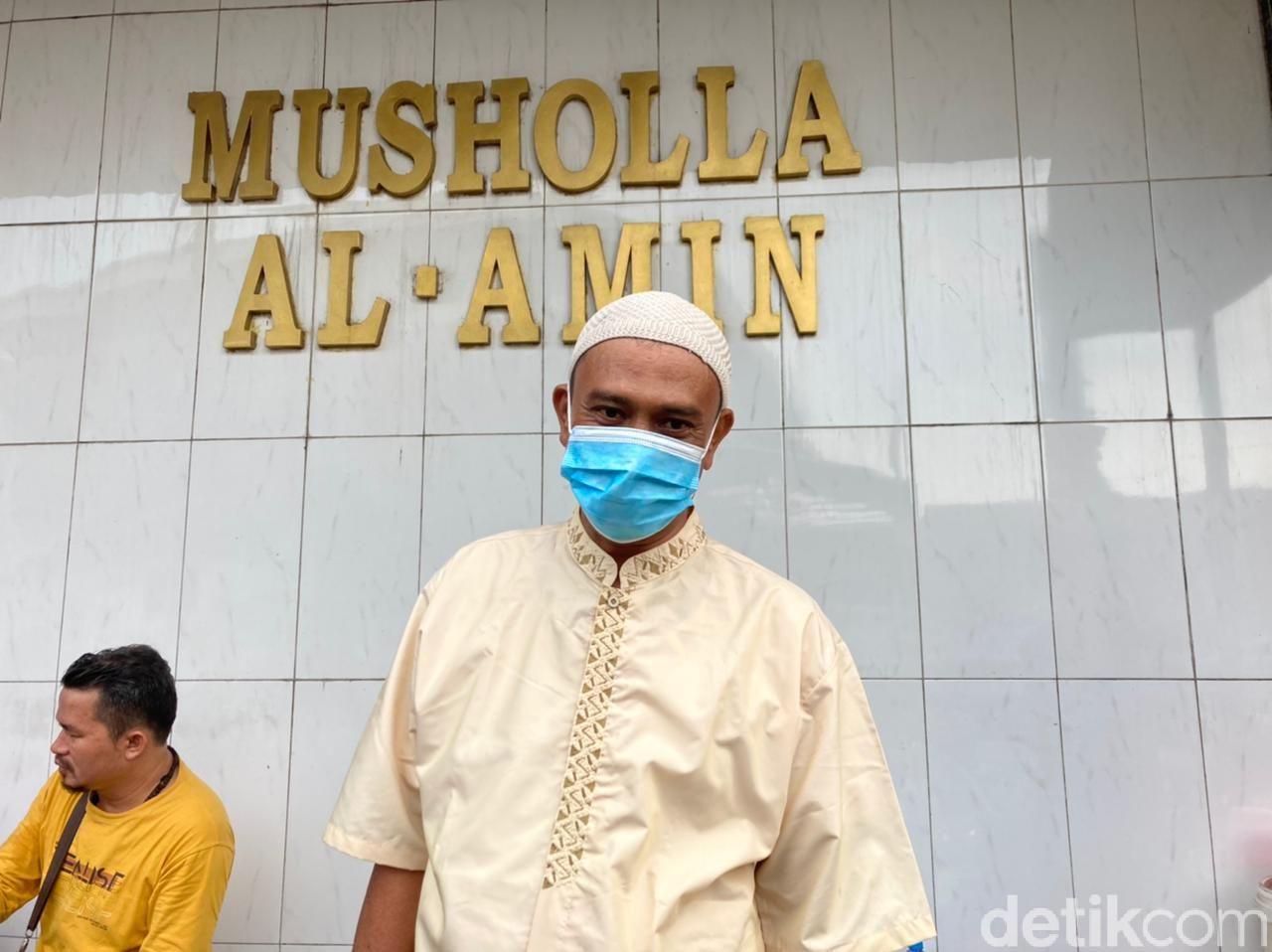 Musala Al Amin di Jatinegara, sempat terjadi pelecehan seksual di sini. (Annisa/detikcom)