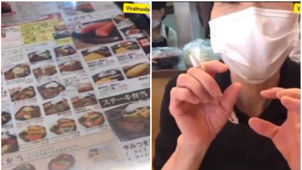Netizen Ini Pesan Makanan di Jepang Pakai Bahasa Jawa: Yang Penting Yakin!