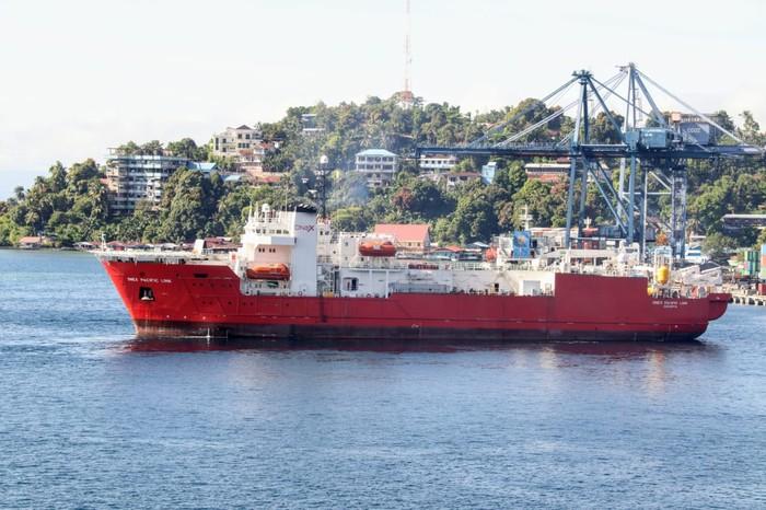 PT Telkom Indonesia (Persero) Tbk (Telkom) telah memberangkatkan Cableship DNEX Pacific Link (DPL) yang akan melakukan penyambungan kabel laut SMPCS ruas Biak-Jayapura.