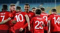 Prediksi Wales Vs Swiss: Rossocrociati Difavoritkan Menang 1-0