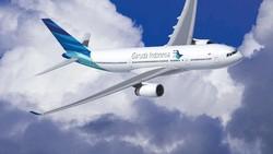 Garuda Dapat Perpanjangan Tenor Bayar Utang ke Pertamina 3 Tahun