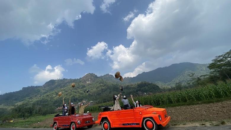 Asyiknya Keliling Desa Wisata di Magelang Naik VW