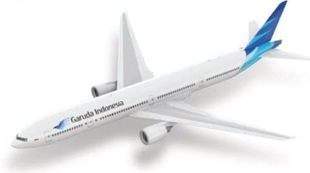 Boeing B777-300 ER Garuda Indonesia